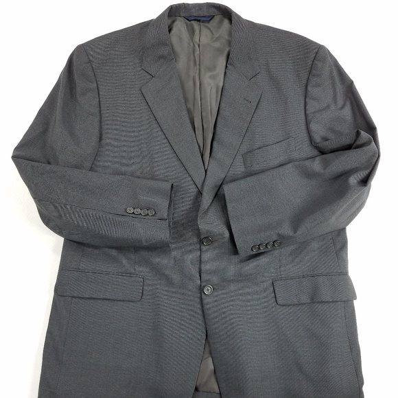 Burberry Other - Burberry London Pure Wool Sports Coat Suit Blazer